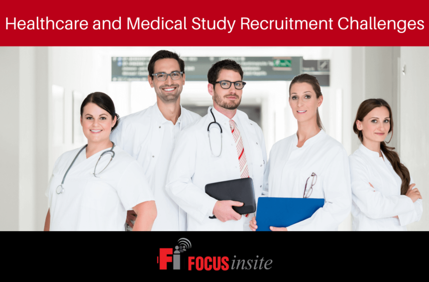 Healthcare and Medical Study Recruitment Challenges