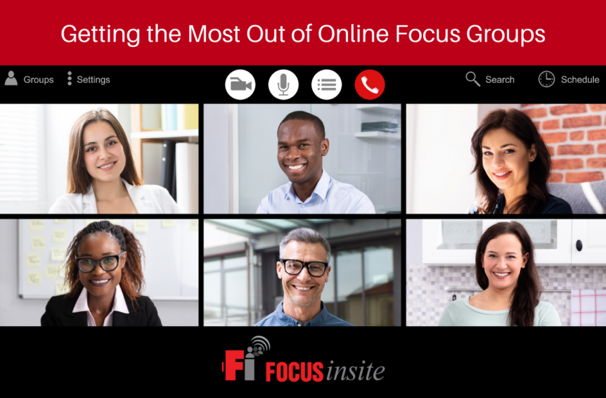 Getting the Most Out of Online Focus Groups