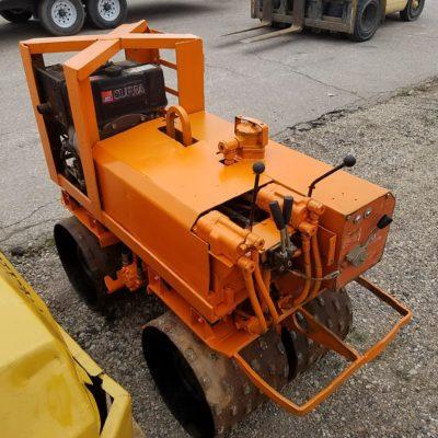Rammax Orange Packer