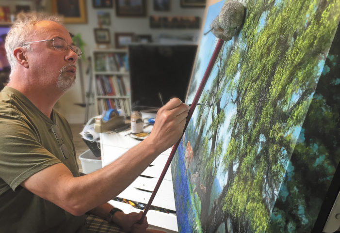American impressionist to visit Dutch Art