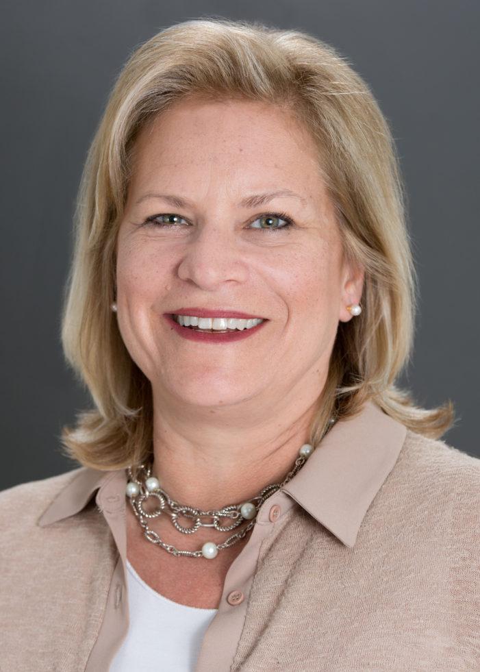New director has eye on strategic planning