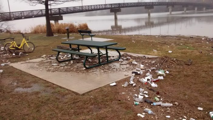 Volunteers needed for lake clean-up