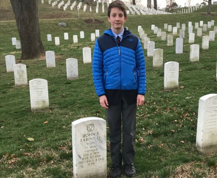 School trip uncovers family history