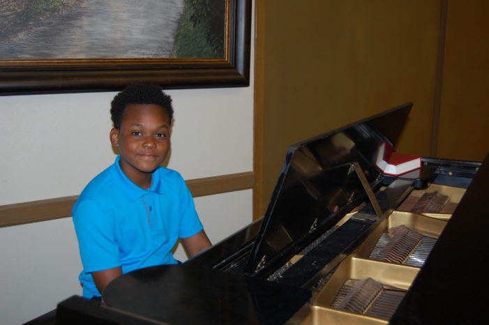 Recital to raise funds for summer camps