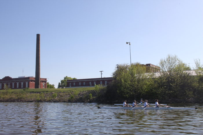 Rowers caught in middle of controversy