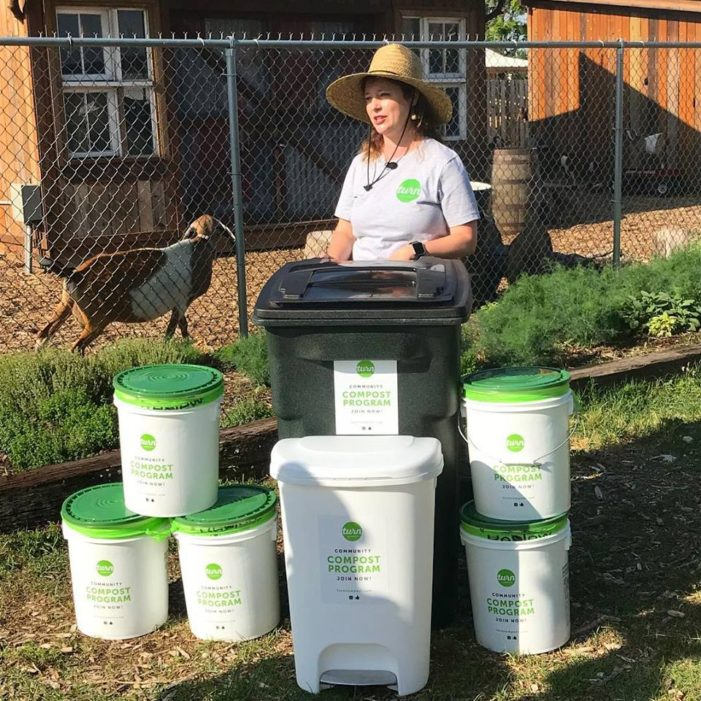 Composting takes a turn for the better