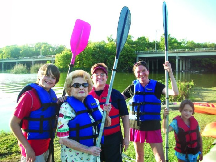 Local boat club hosts national event