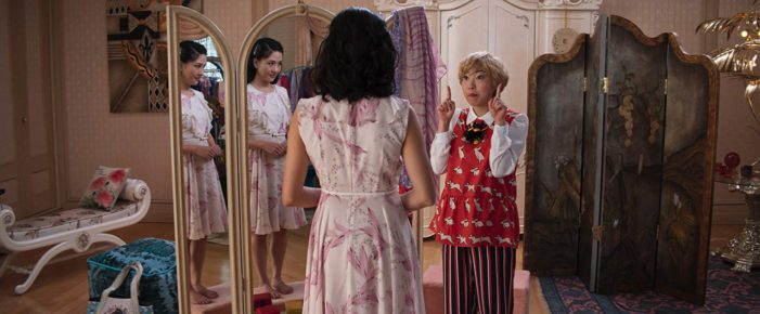 'Crazy Rich Asians' prove family drama is universally funny