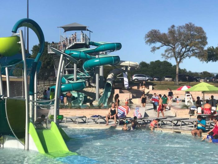 The Cove ready to cool off East Dallas