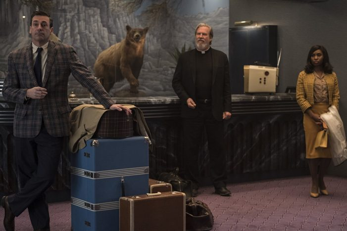 'Bad Times at the El Royale' a well-acted and trippy adventure