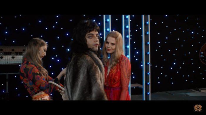 'Bohemian Rhapsody' a lackadaisical look at a fabulous life