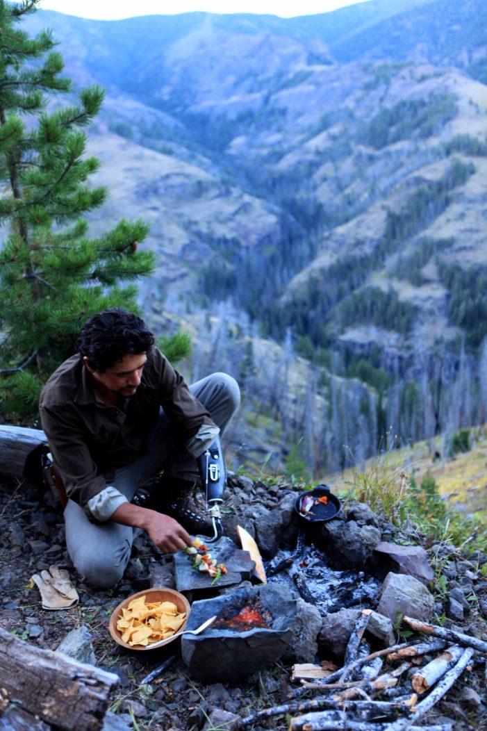 Bionic chef helps preserve nature's balance