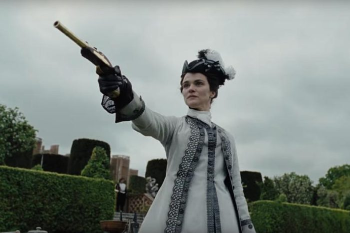 Career-topping performances make 'The Favourite' just that
