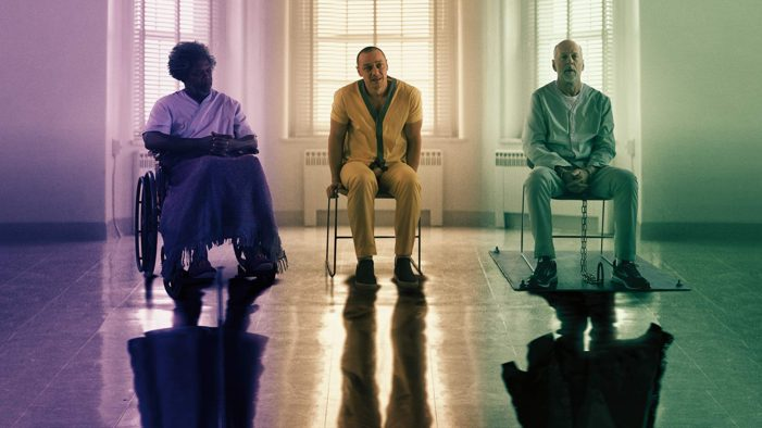 'Glass' shatters the illusion that Shyamalan has purpose