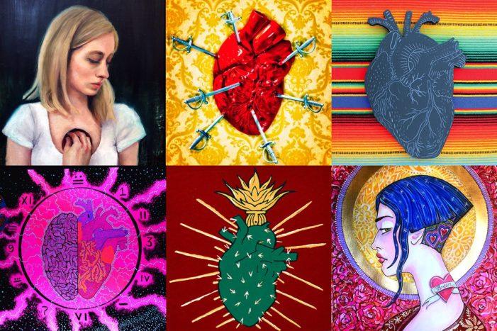 Artists share their ideas on El Corazón