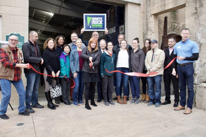 New 'celebration wall' honors past rowers