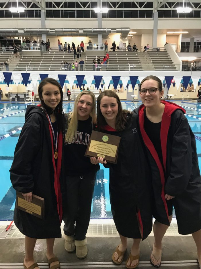 Swimmers headed to State