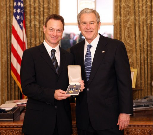 Sinise to discuss 'Grateful American'