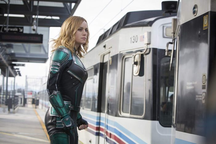 'Captain Marvel' is a confusing head scratcher