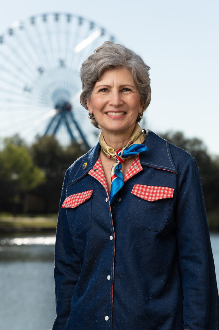 Norris first woman to lead State Fair