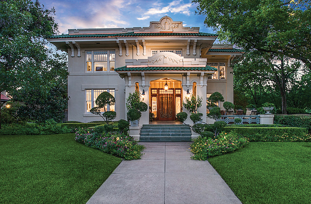 Swiss Ave. opens up treasured homes