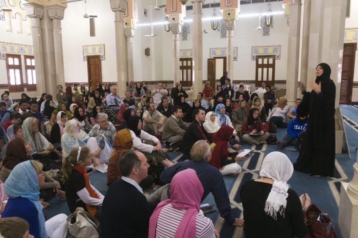 Community invited to share Ramadan