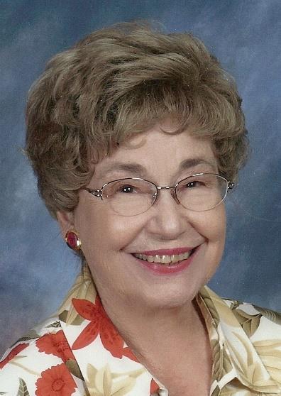 Betty Lou Calvert Williams
