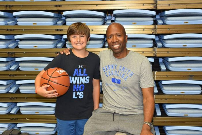 Basketball, TV's Smith remains grounded by experience