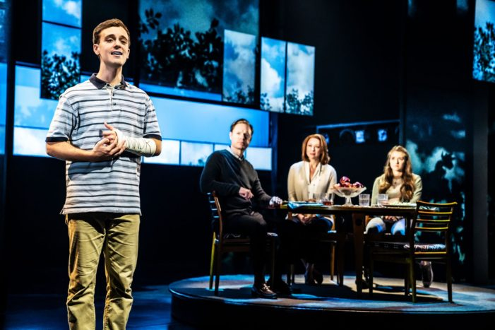 'Evan Hansen' makes audiences think