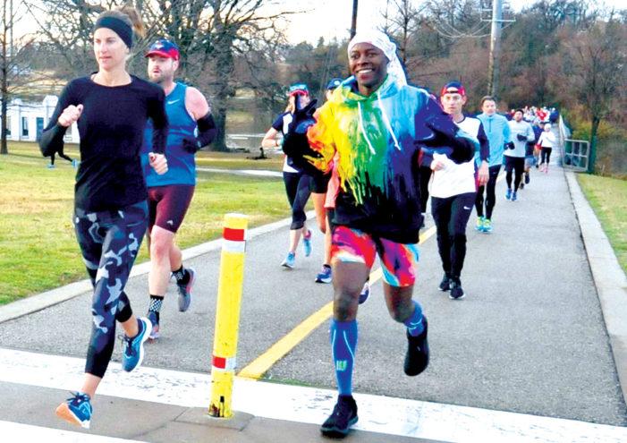 New Year's run to benefit Marathon Kids