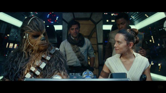 'Star Wars: The Rise of Skywalker' falls flat, but still fun