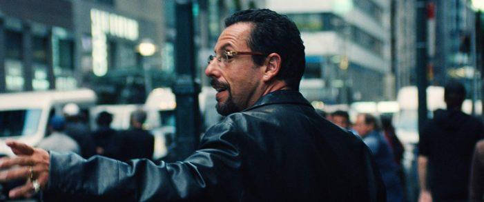 Sandler gives Oscar-worthy performance in 'Uncut Gems'