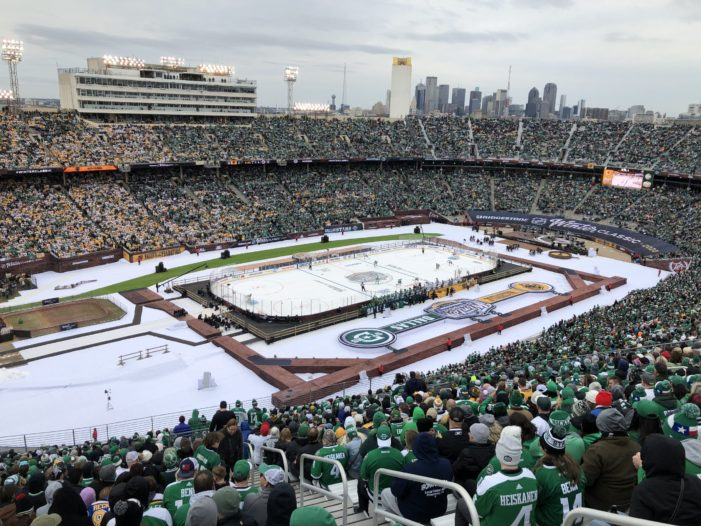 Winter Classic one for the ages