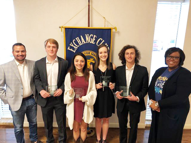 Students in top 20 percent receive honors