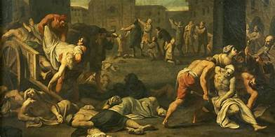 Historian draws lessons from medieval plague