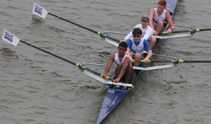 Looking for a new sport for your student athlete? Rowing is it!