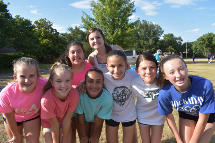 Program inspires teens to embrace faith