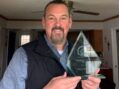 Ramsey awarded for local leadership