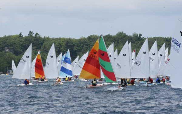 Sailing club prepares for reopening