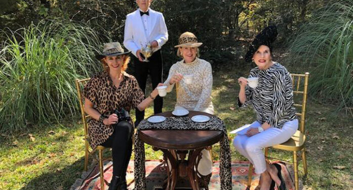 'Out of Africa' hats to take over botanical garden