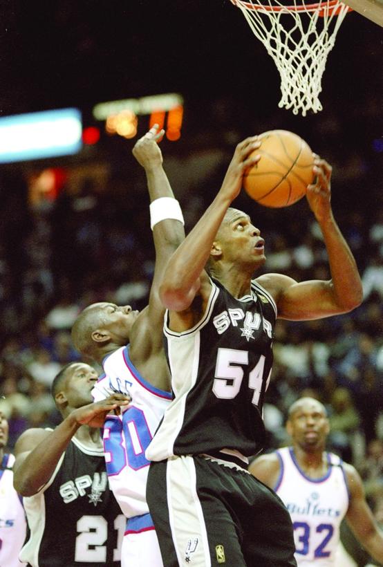 Former NBA star helps companies rebound