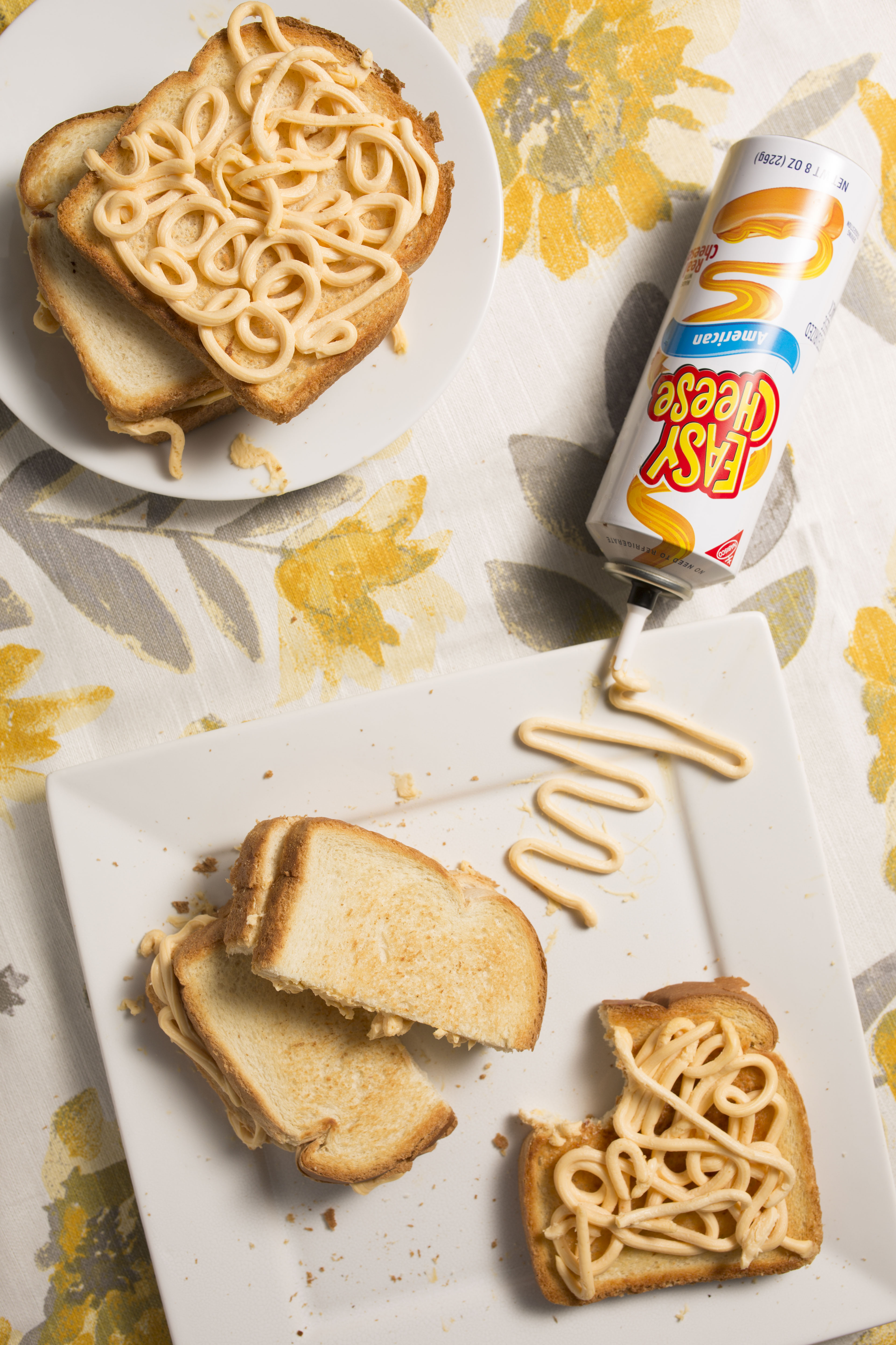 GRILLED CHEESE WIZ