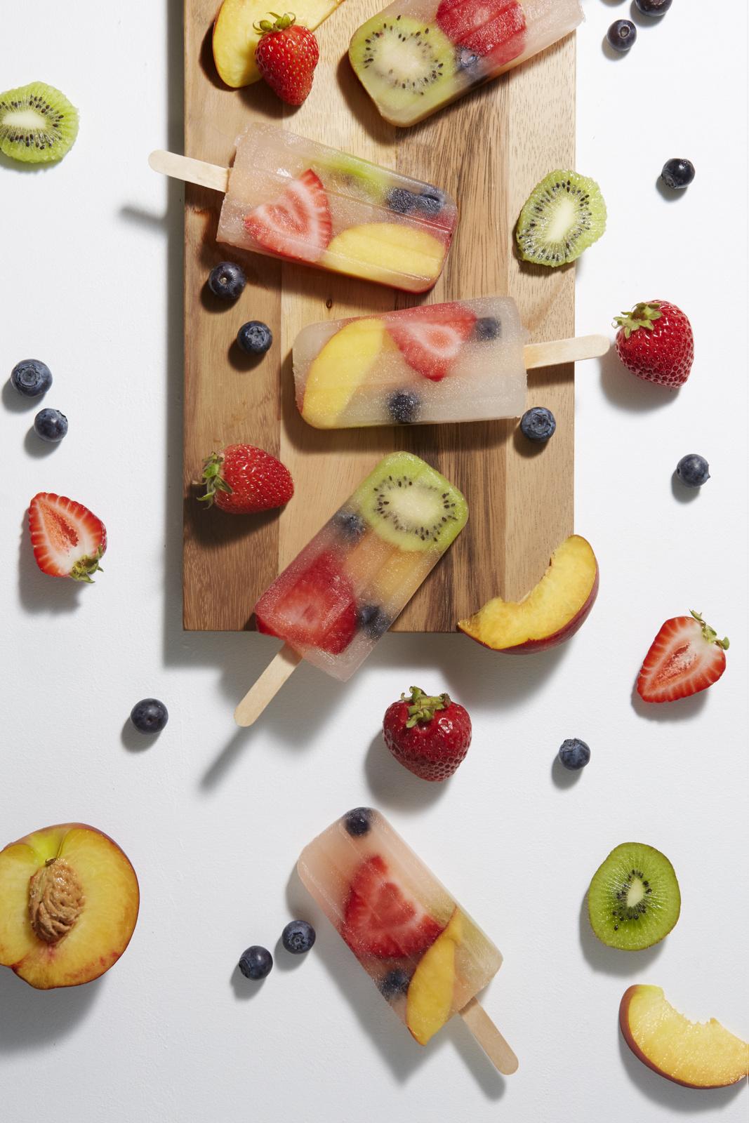 fruit pop food