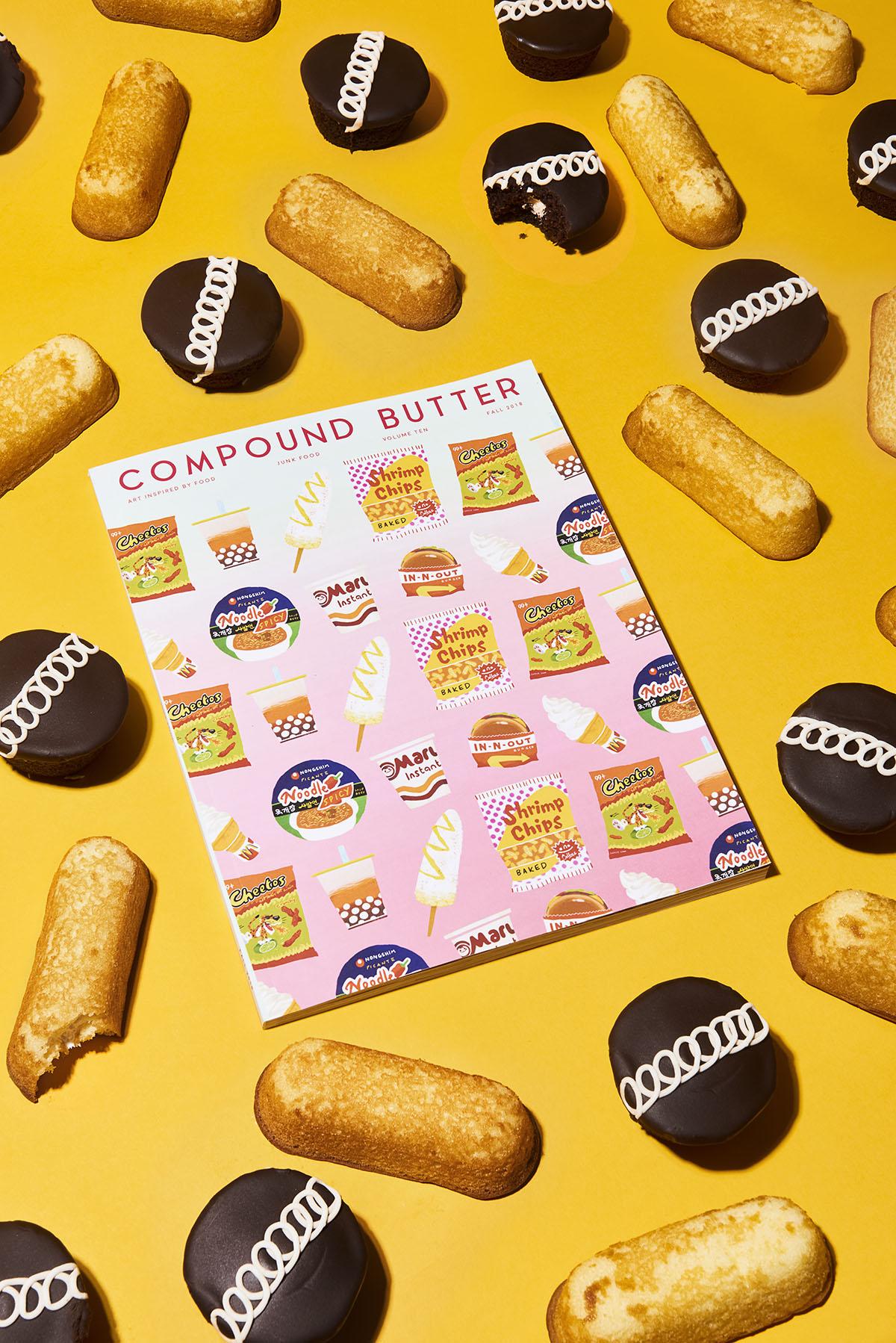 Compund Butter – Junk Food – Hostess – web
