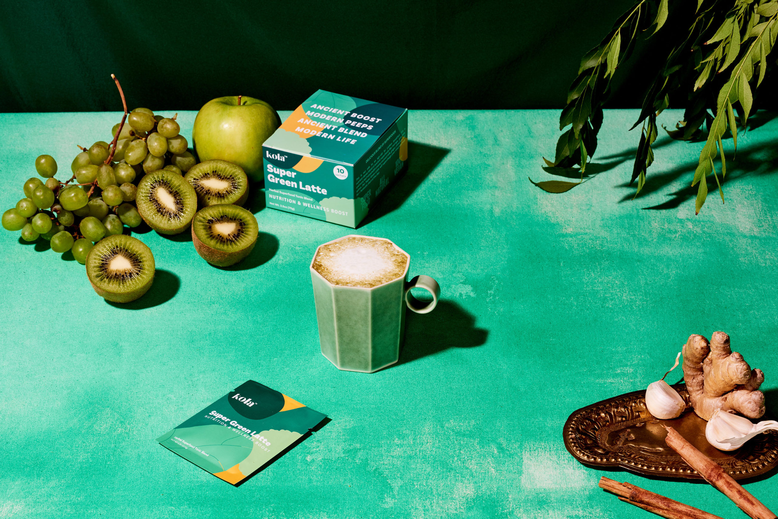Kola – Super Green Latte v.2 web
