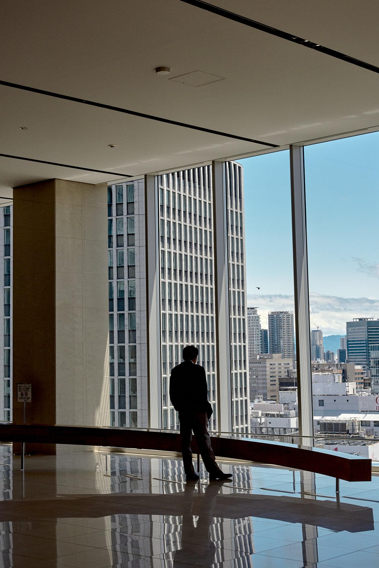 Yasara Gunawardena – Japan – Osaka – Silhouette