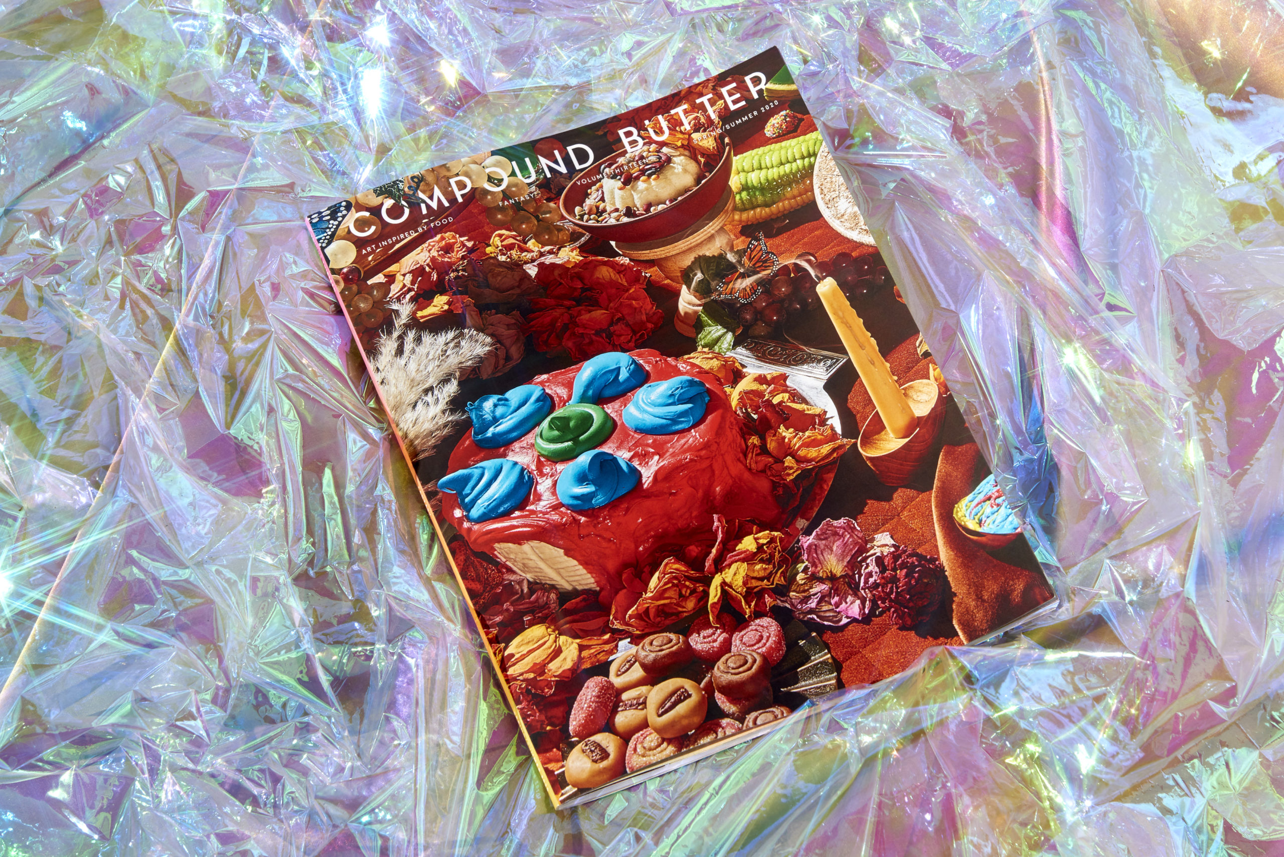 Yasara Gunawardena – Compound Butter Fantasy Issue – H
