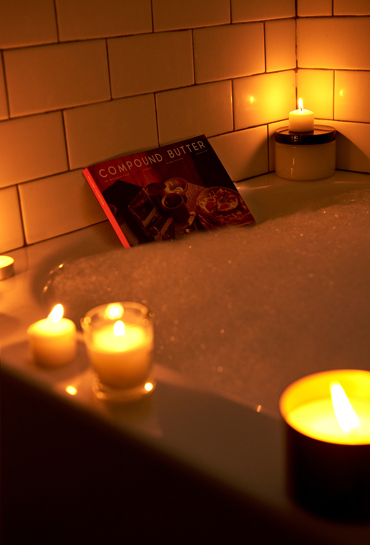 Compound Butter – Comfort Issue – Candle Bath – Yasara Gunawardena