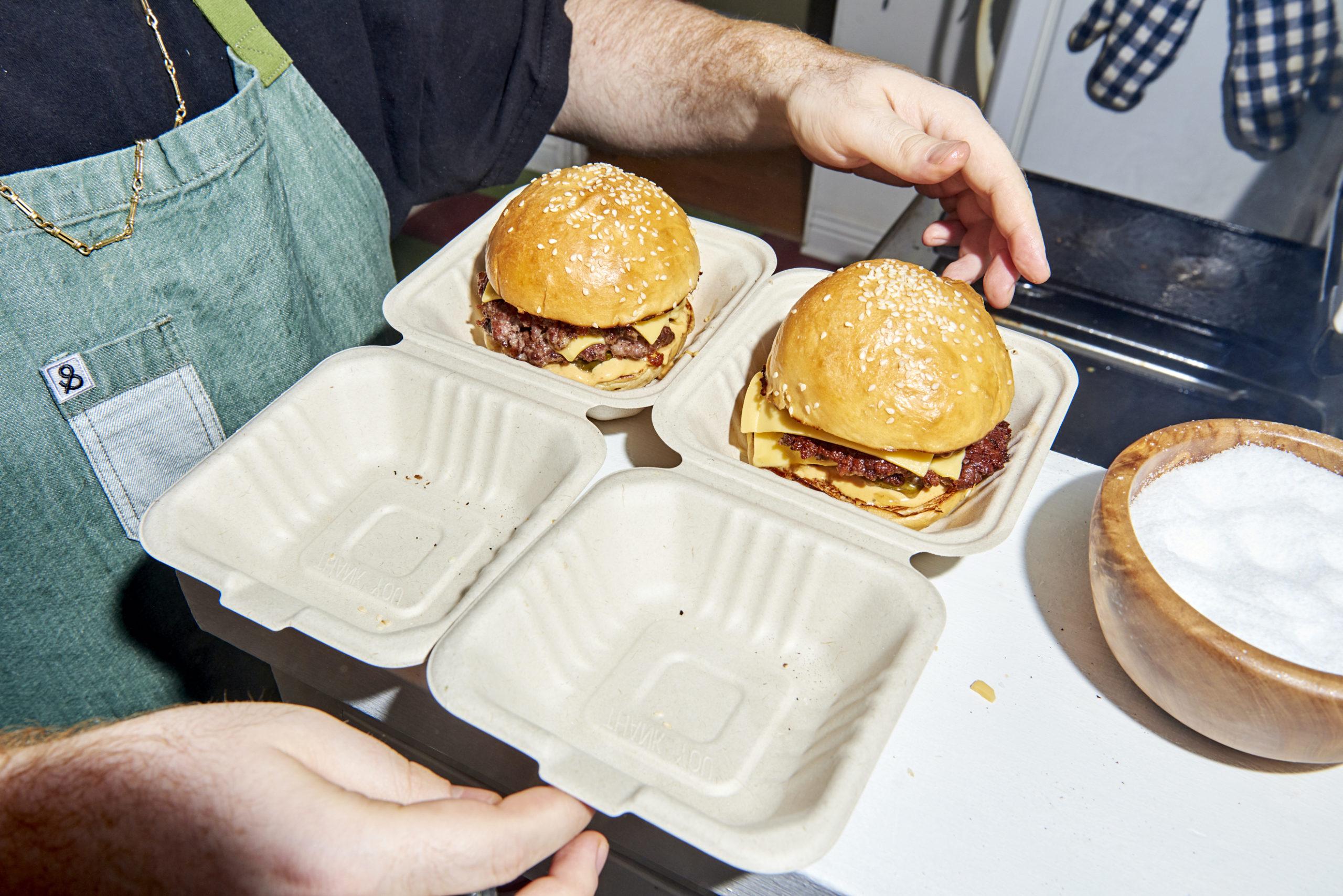 Max's Yummy Burger Pop-Up 12 1