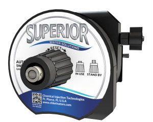 SUPERIOR VR-16 Automatic Switchover Vacuum Regulator